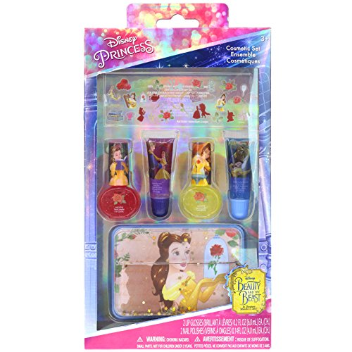 Townley Girl Disney Beauty and the Beast Kiss it Paint it Li