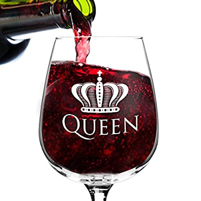 King Queen Glassware