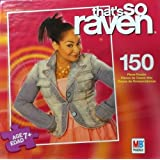 Disney That's So Raven 150 Piece Jigsaw Puzzle - Raven in Denim Jacket by Disney
