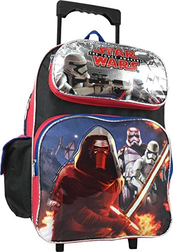 Disney Force Awakens Rolling Backpack