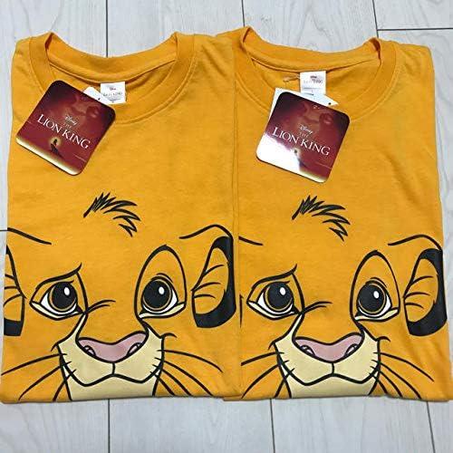 ライオンキング ペア Tシャツ
