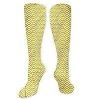 Pattern Socks,Socks Women,Women Casual,Socks Geometric Chevron Zigzag Motif