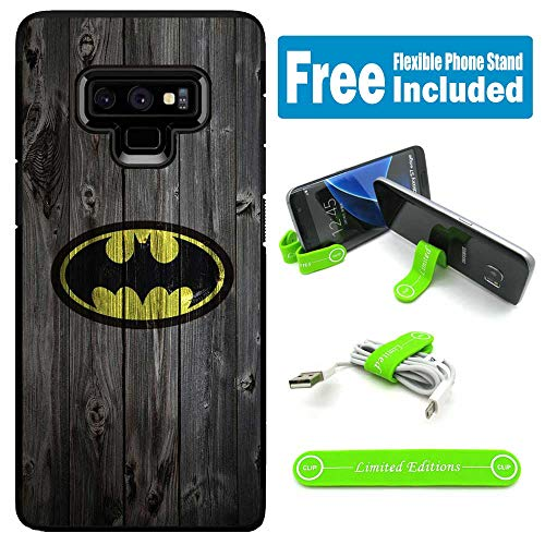 brid Rugged Hard Cover Case - Batman Wood ()
