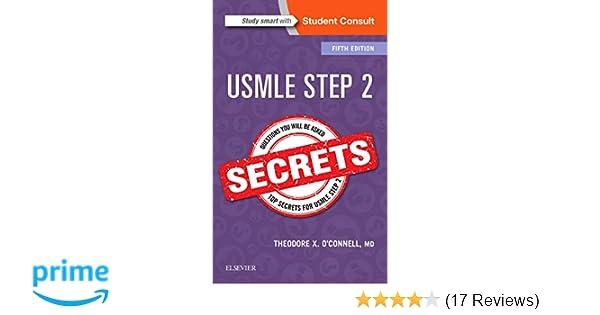 USMLE Step 2 Secrets: 9780323496162: Medicine & Health