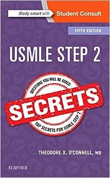 Usmle Step 2 Secrets, 5e por Theodore X. O'connell Md epub