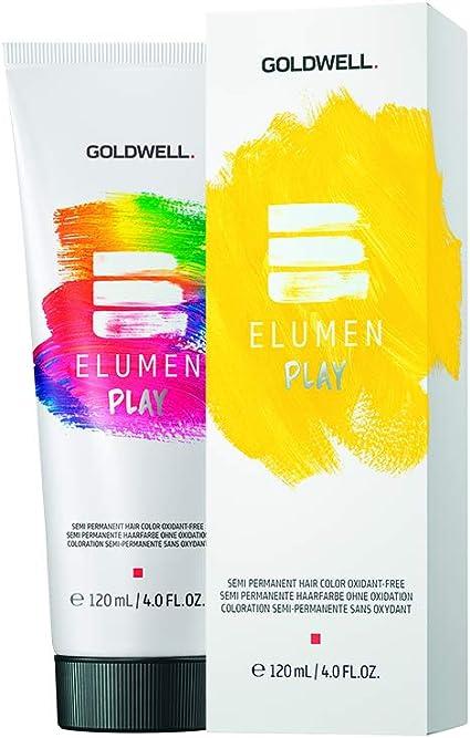 Elumen Play Yellow Goldwell Elumen 120 ml
