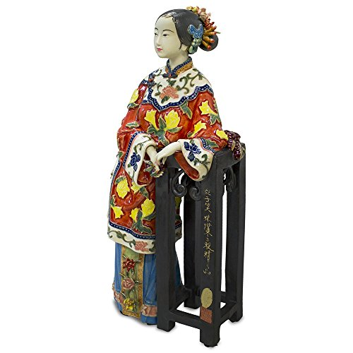 Porcelain Chinese Doll - 7