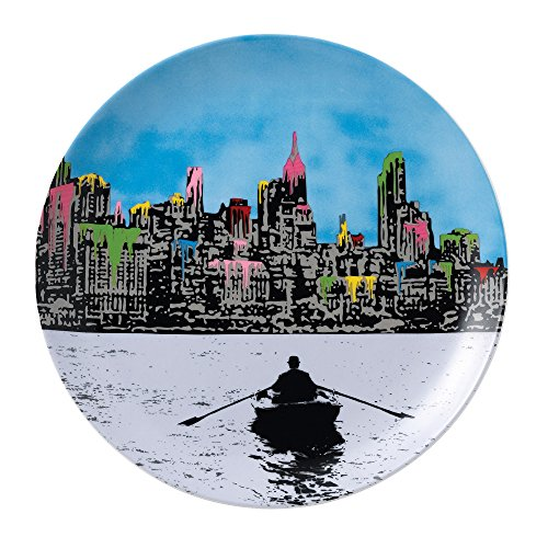 Limited Edition Plate (Royal Doulton Nick Walker Plate, 10.75-Inch, Ed New York Limited Edition)