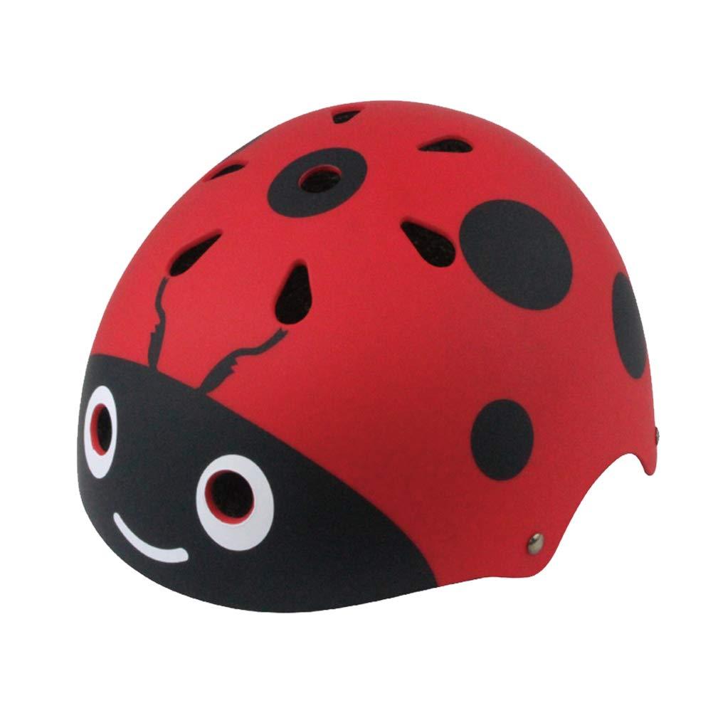 VORCOOLチャイルドヘルメットフリーサイズ自転車安全ヘルメット用アイススケートバランスバイク手押し車   B07H2DNT7G