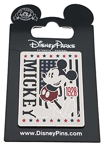 Disney Parks Pack Mickey Mouse 1928 Pin