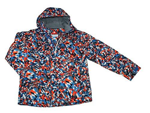 Columbia Direct Summit Boys Youth Omni Heat Insulated Hooded Jacket (Medium)