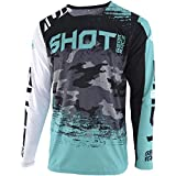 SHOT Contact Air Men's Off-Road Motorcycle Jersey