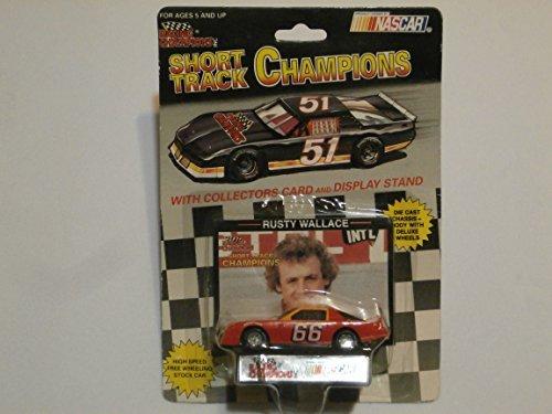 Rusty Wallace #66 Short Track Champions Car.