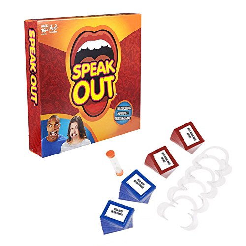 Hasbro Speak Out Game - Toys And Games