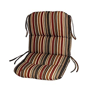 Sunbrella Outdoor Chair Cushion by by Comfort Classics Inc. in Brannon Redwood