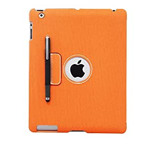 Targus Slim Case for iPad 2, iPad 3 and iPad 4, Orange Peel (THD00603US)