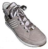 Ara Women's Leather Sneaker US 9.5/UK 7/EU 41 Beige