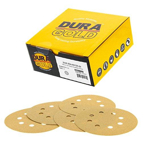 Dura-Gold Premium - 120 Grit - 5
