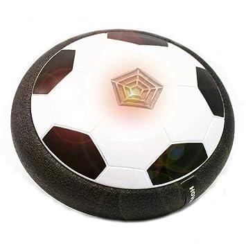 YQing fútbol sala hover ball, balón de fútbol juguete con luz LED ...