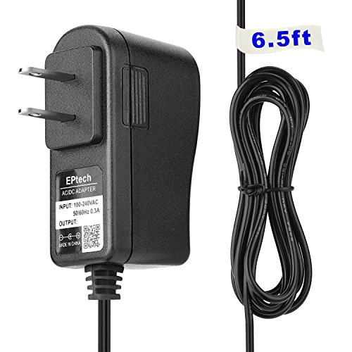 AC/DC Adapter For Sharp EL-1750V EL-1750P EL-1750PII EL-1750PIII 2 Color Print 12 Digit Calculator Power Supply Cord Cable PS Wall Home Charger Mains PSU