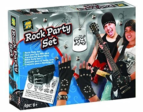 Diamant Rock Party Craft Kit by Diamant: Amazon.es: Juguetes y juegos