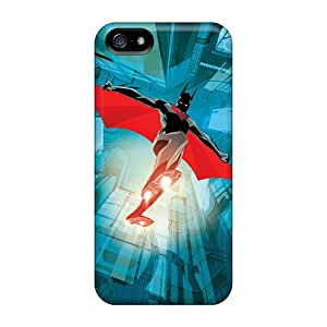 Hot Style YMv884EVHW Protective Case Cover For Iphone5/5s(batman Beyond I4)