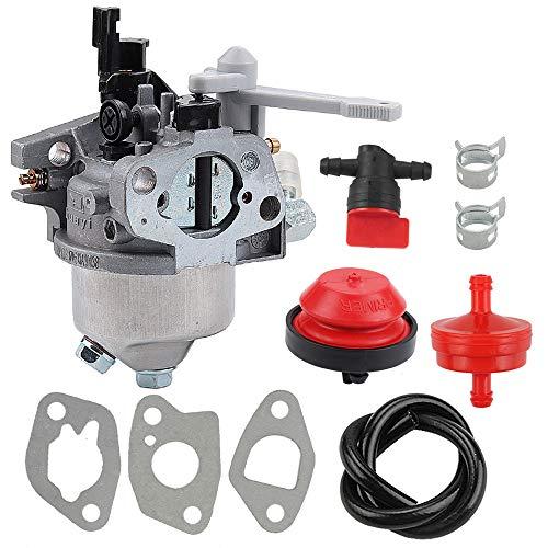 Mckin 120-4418 Carburetor fits Toro Power Clear 621 R E QZR 621E 621R 621QZR Snowblower Snow Blower 120-4419 with Fuel Line Repower Kit