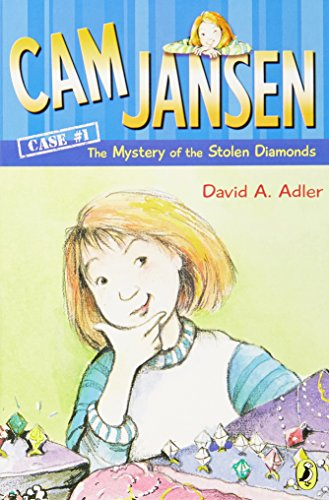Cam Jansen and the Mystery of the Stolen Diamonds [David A. Adler] (Tapa Blanda)