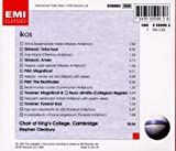 Ikos: Choral Music by Górecki, Tavener, Pärt