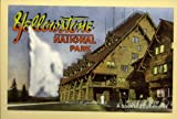 img - for Yellowstone National Park: A Postcard Book book / textbook / text book