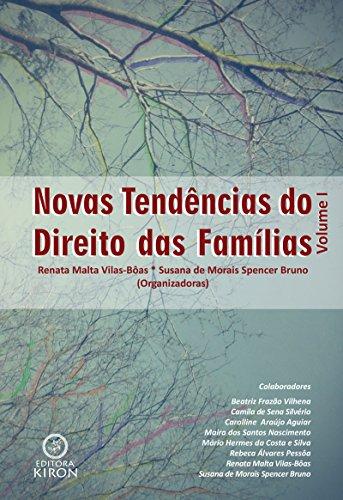 Novas Tendências do Direito das Famílias