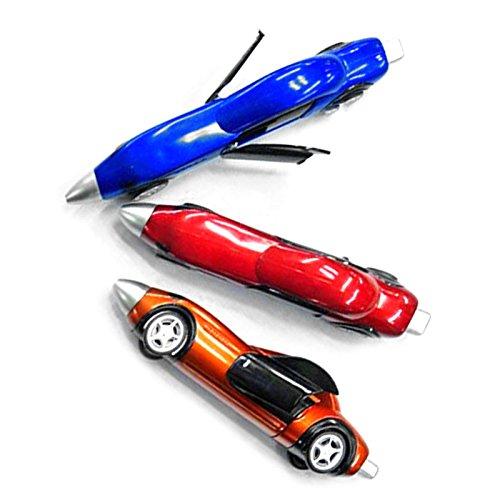 OYJJ Simulation Pen Writing Car Model Ballpoint