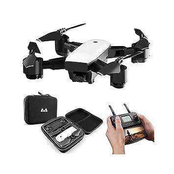 Xccl Drone GPS WiFi FPV Quadcopter con Cámara 1080P HD con Follow ...