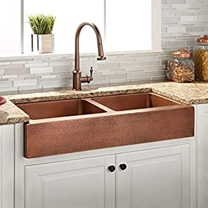 5182wSA42XL._SS300_ 75+ Best Copper Farmhouse Sinks For 2020