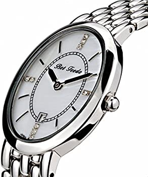 BETFEEDO Rose Gold Bracelet Analog Quartz Watch for Women