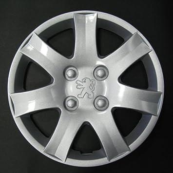 Set Von 4 Neuen Radkappen Für Peugeot 206 106 306 406 806 Ranch Bipper Mit Originalfelgen In 14 Zoll Auto