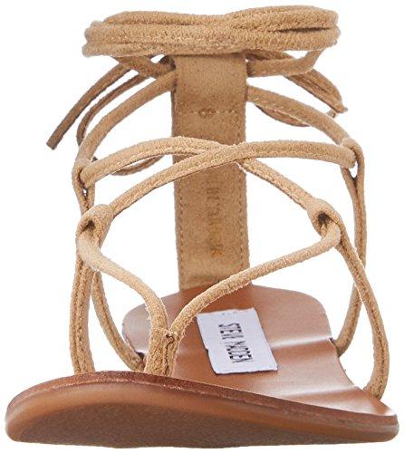 Madden Werkit Sandal US Gladiator 4 6 Steve 37 5 UK 5 Tan Beige EU gqdFZ