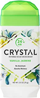 product image for Crystal Invisible Solid Deodorant Absorbs Wetness, Vanilla Jasmine, 2.5 Oz