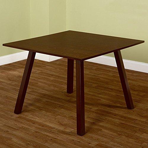 Target Marketing Systems Laurel Dining Table, Dark Oak