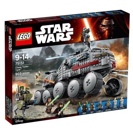 LEGO Star Wars Clone Turbo Tank 75151 (903 Pieces)