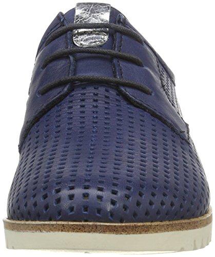 Tamaris 23603, Zapatillas para Mujer Azul (NAVY 805)