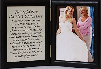 Gifts for moms on wedding day