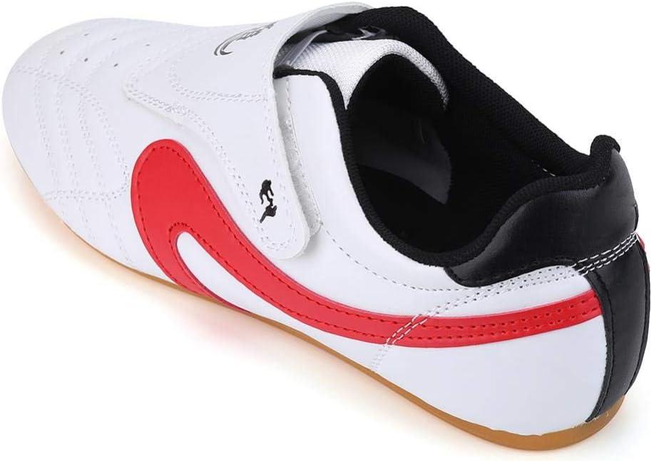 1 par Zapatillas de Entrenamiento para Practicando Taichi y Kung Fu con Bolsa de Transporte Zapatillas para Taekondo