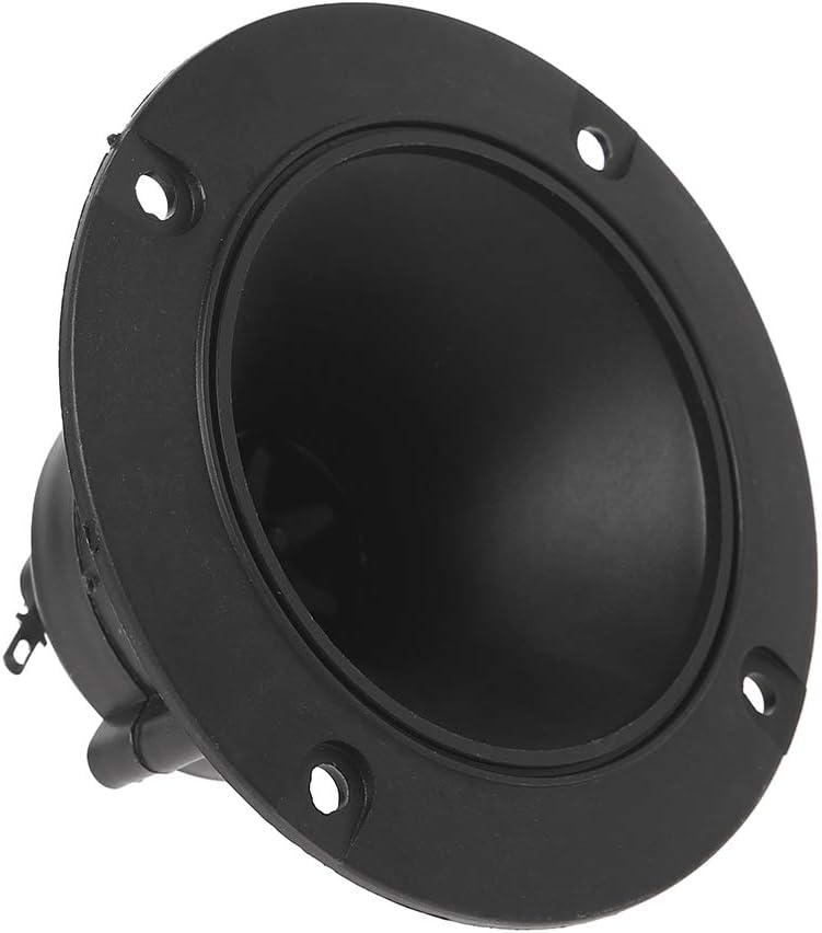 SimpleLife Haut-parleurs Audio 96mm Portable Tweeter Haut-Parleur pi/ézo/électrique Treble Treble 1 Paire