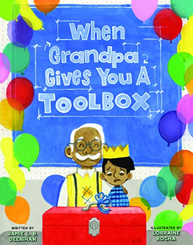 Book Cover: When Grandpa Gives You a Toolbox