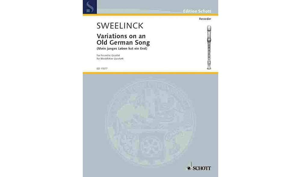 Schott Variations on an Old German Song (Performance Score) Schott Series by Jan Pieterszoon Sweelinck pdf epub