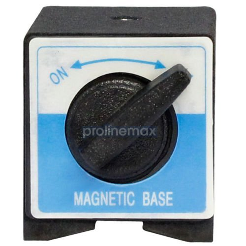 Replacement MAGNETIC BASE ONLY Holder Holding Power 135 LBS Dial Indicator by ProlineMax (Image #1)