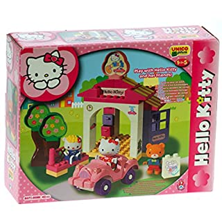 Smoby Hello Kitty Car Wash