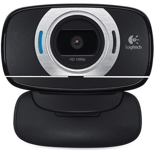 960-000733 Logitech C615 Webcam - 2 Megapixel - 30 fps - Black - USB 2.0 - 1 Pack(s) - 8 Megapixel Interpolated - 1920 x 1080 Video - Auto-focus - Widescreen - Microphone -