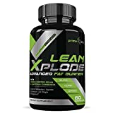 Lean Xplode Weight Loss Pills For Women and Men That Work - Thermogenic, Appetite Suppressant & Energy Booster containing Garcinia Cambogia, Green Coffee Extract, Raspberry Ketones